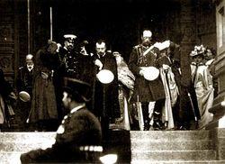 Визит императора Николая II в Ревель. 25/06/1912 г.