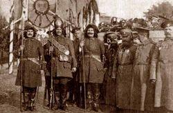 Торжественное открытие памятника Петру I. 1910 год.