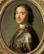 Портрет Петра I.