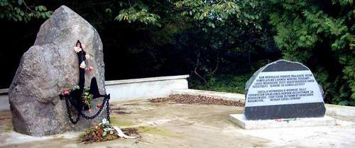 Памятник десанту в Мерикюла