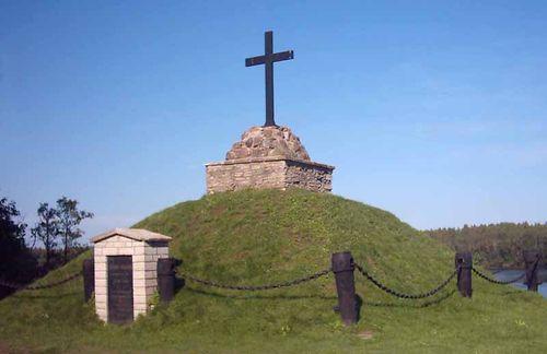 Памятник русским солдатам в Сивертси.